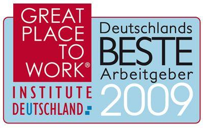 Great Place to Work Beste Arbeitgeber